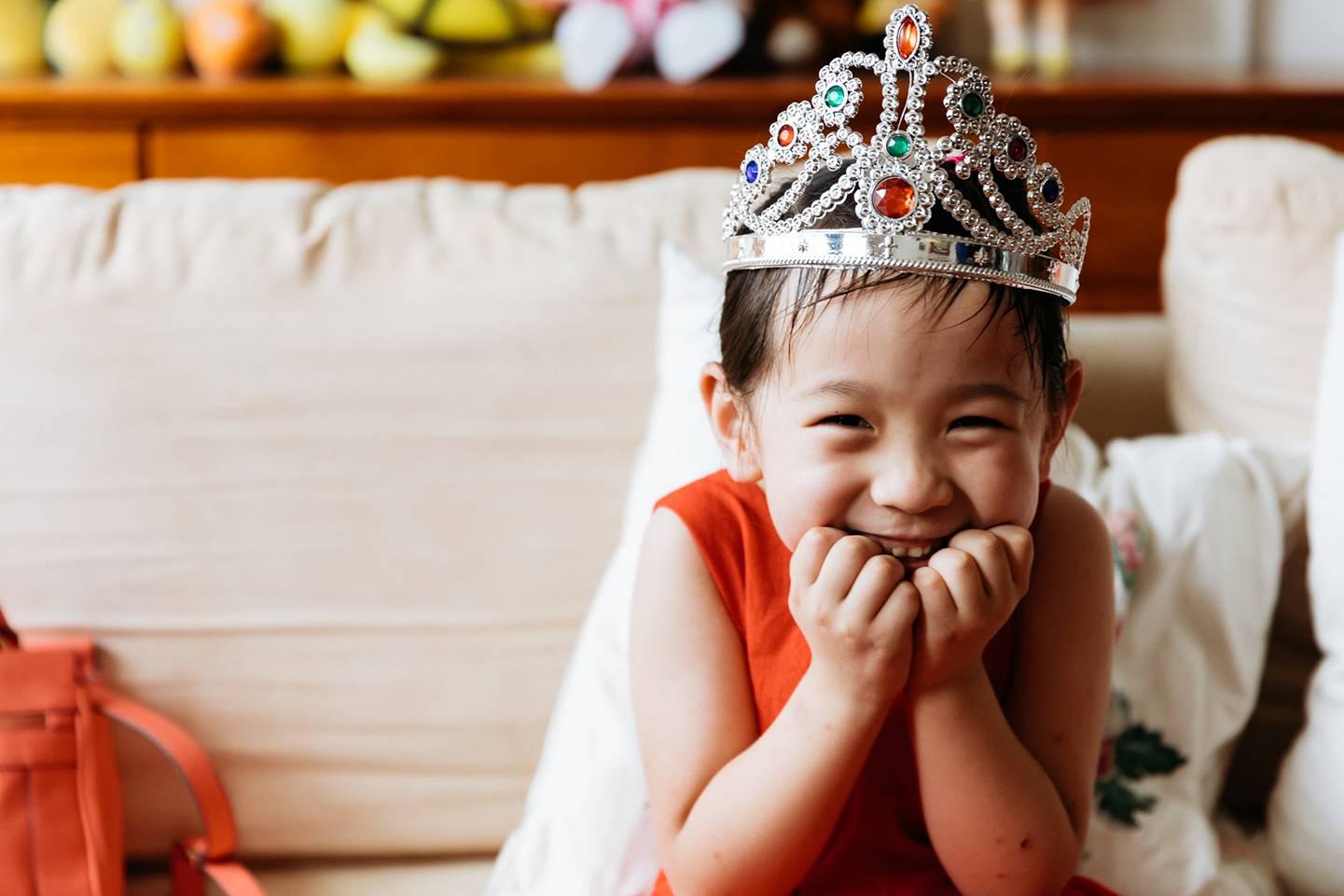 欣瑜:一个早产儿的成长故事