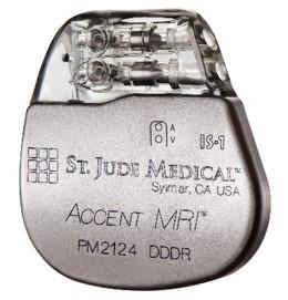 Accent MRI™植入式心脏起搏器