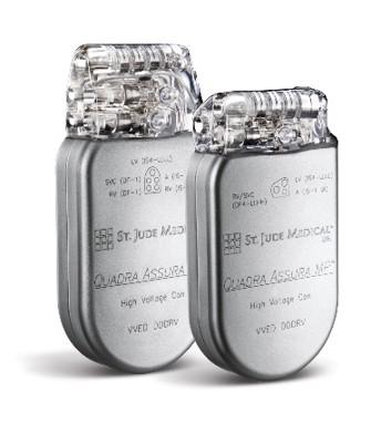 Quadra Assura MP植入式心脏再同步复律除颤器器
