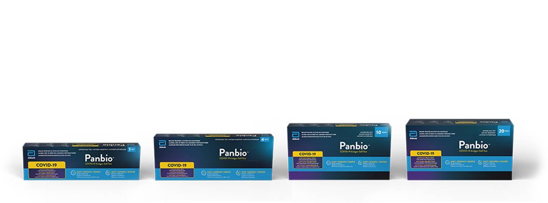 Abbott's Panbio™ Rapid Antigen Self-Test Receives CE Mark