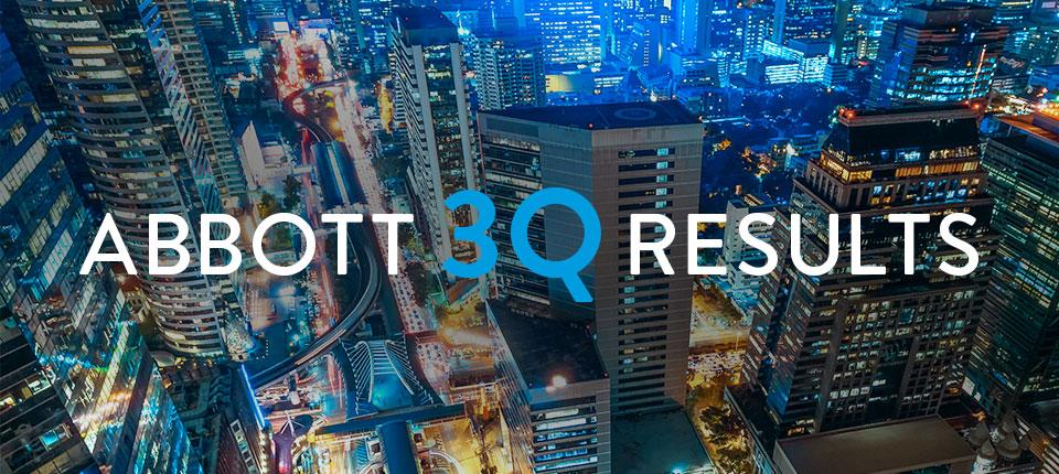 Abbott Reports Third-Quarter Results