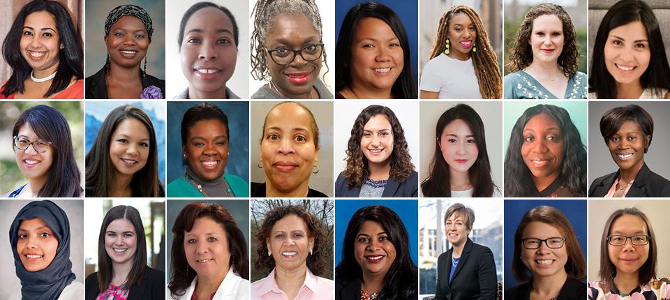 Honoring Achievements from Women in STEM