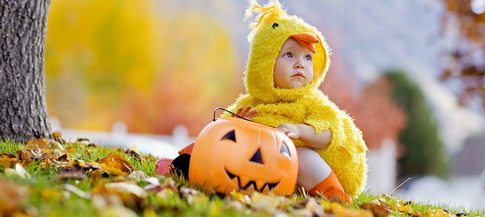 Celebrating a Healthy, Happy Halloween