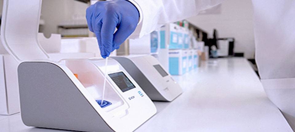 REDUCING RISK WITH RELIABLE POINT-OF-CARE TESTING
