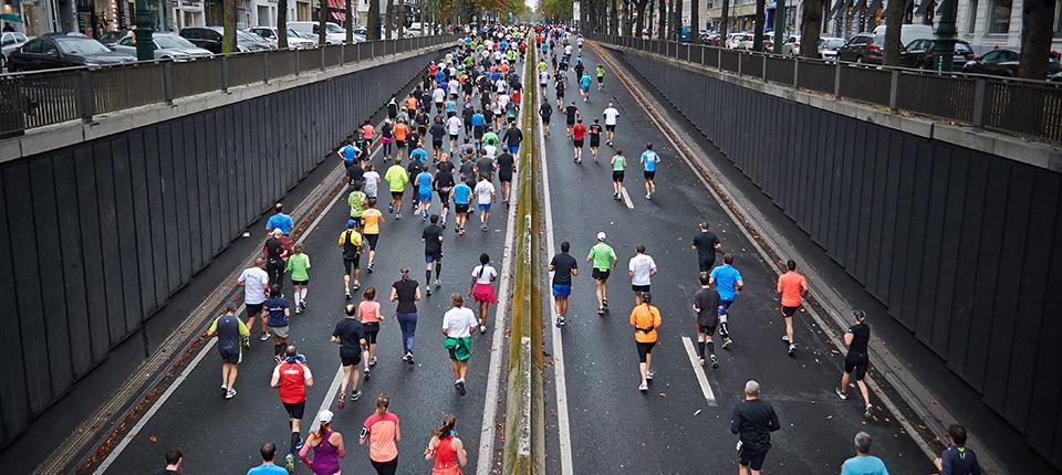 Rookie Marathoner? We've Got Tips.
