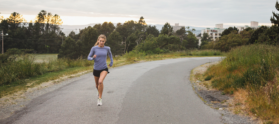 Stay in the Running: Keeping up at Any Age