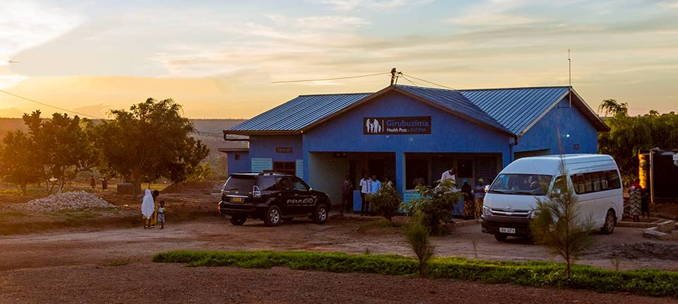 Shared value collaboration expands access to care and testing in Rwanda – providing a model for sustainable rural care.
