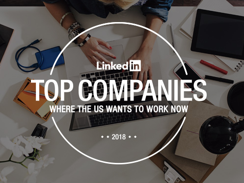 LinkedIn Top Companies