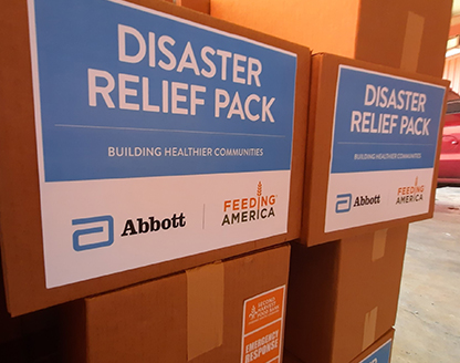 Helping Families Following Hurricanes