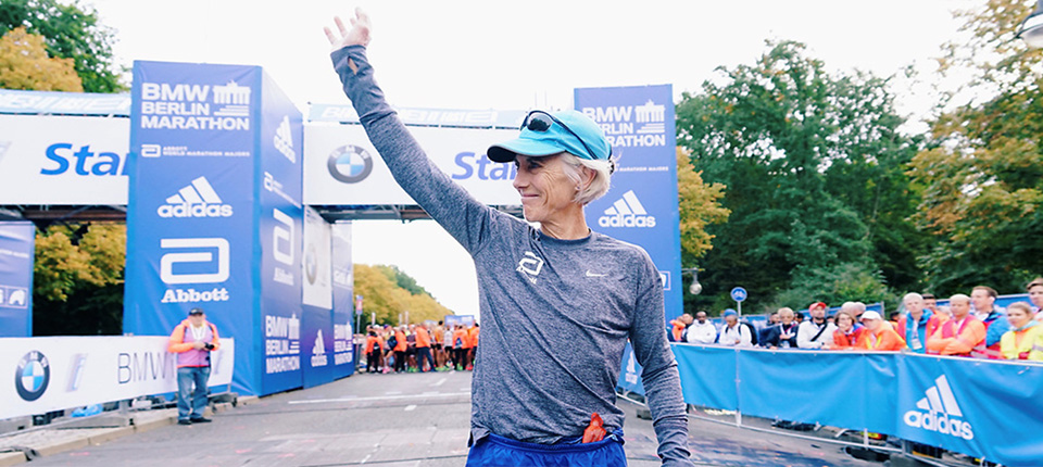 Marathon Advice from a Champion