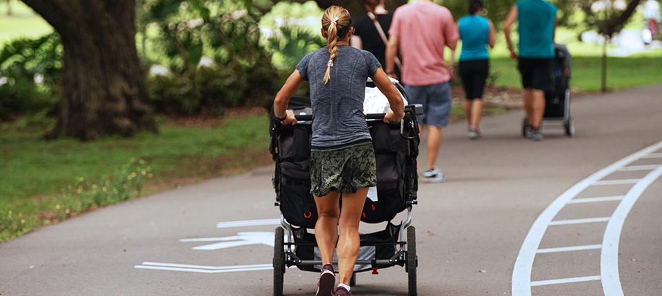 Running Advice for New Moms