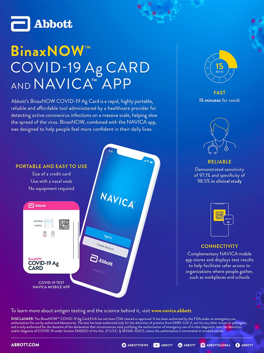 NAVICA App