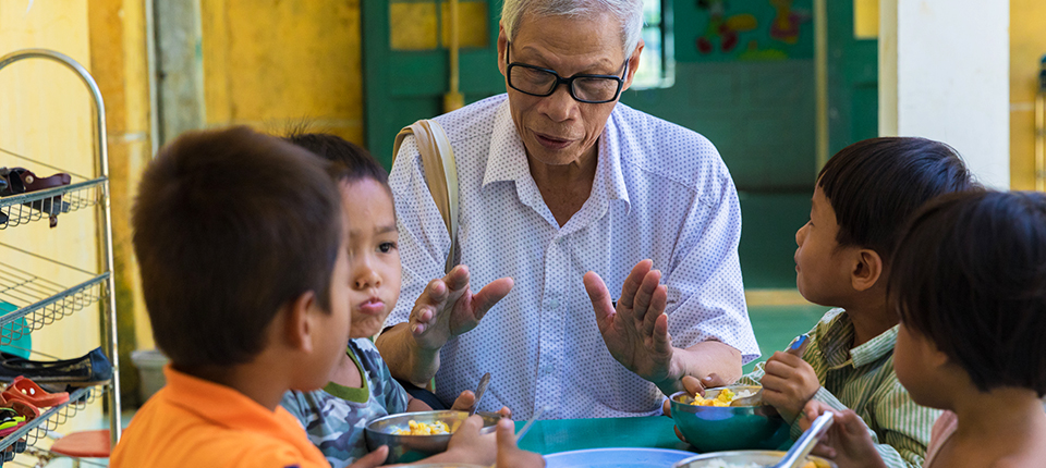 malnutrition in vietnam
