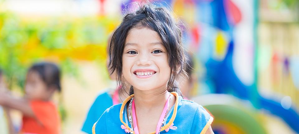 Helping Malnourished Children in Vietnam