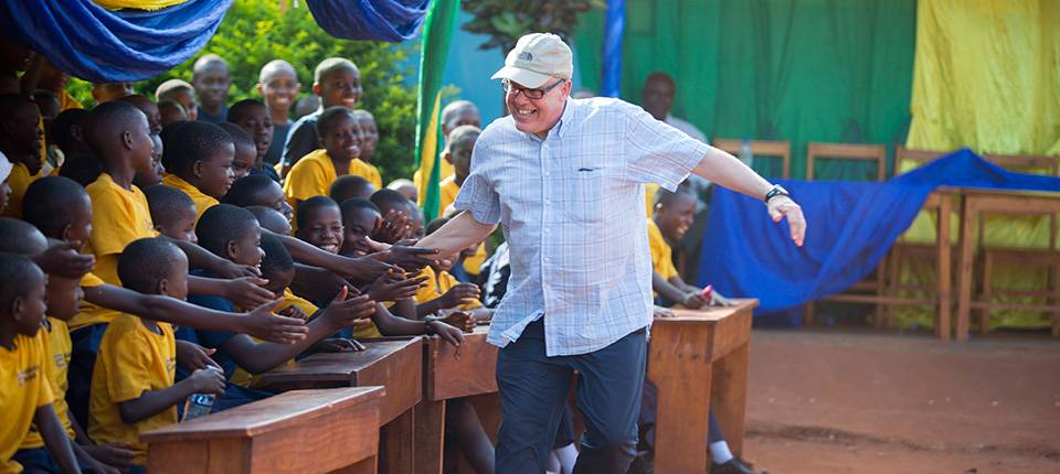 How One Abbott Employee's Journey Helped Transform Healthcare in Tanzania