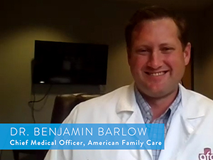 VIDEO: RAPID TESTING CAN GET  PEOPLE THE RIGHT TREATMENT