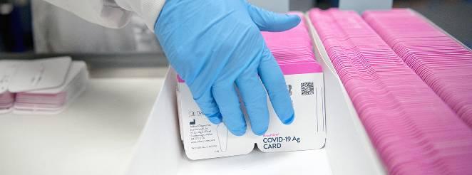 Coronavirus response Abbott