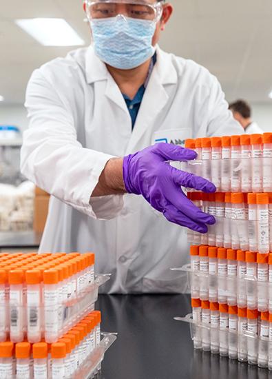 Abbott launches novel coronavirus test