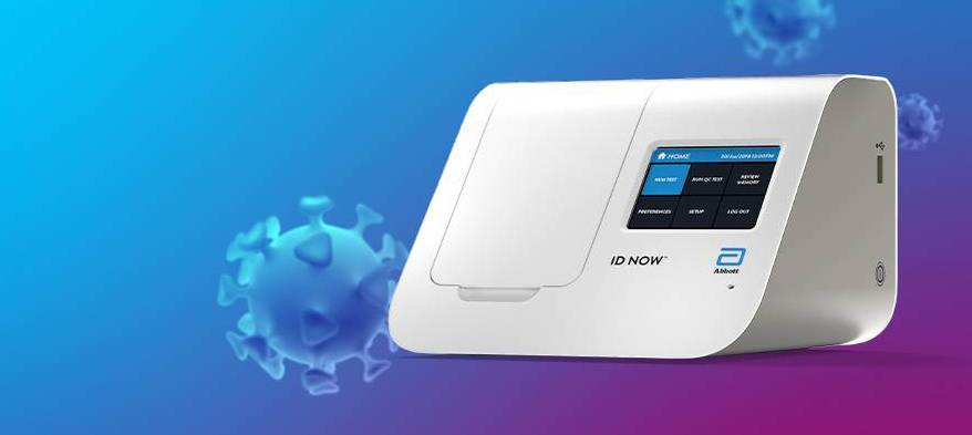 ID NOW: The Forefront of  Rapid COVID-19 Testing