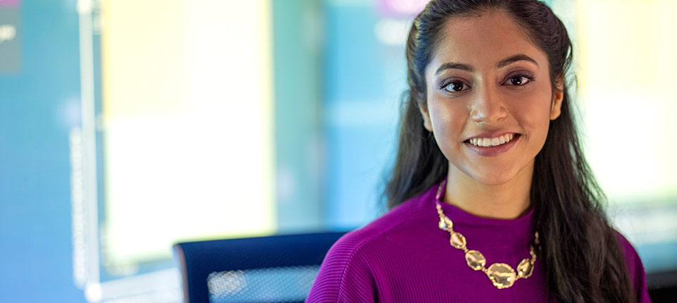 STEM Sister Profile: Janhvi Dubey