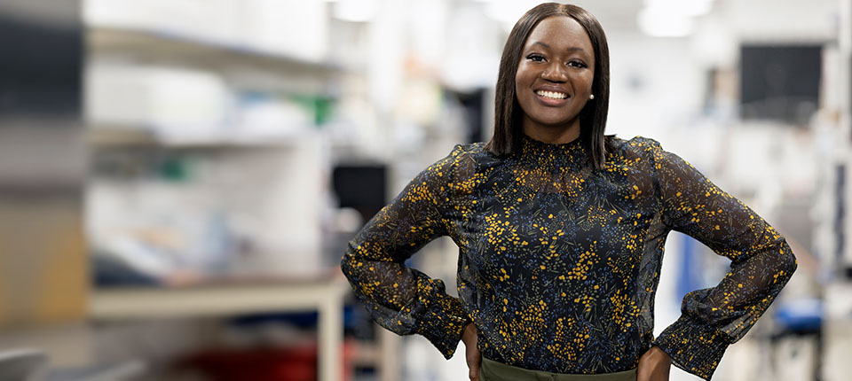 STEM Sister Profile: LaMiah Tysinger