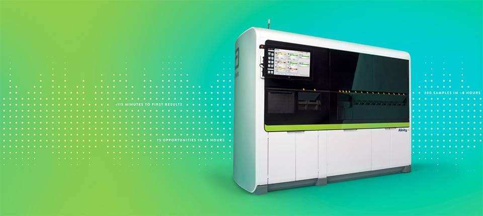 COVID-19 MOLECULAR TEST ON NEW ALINITY M SYSTEM