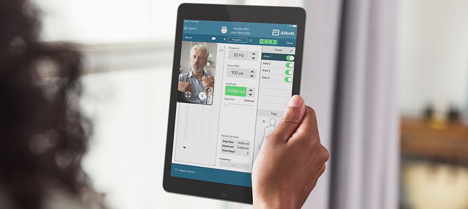 NeuroSphere Virtual Clinic connects people remotely with their doctors