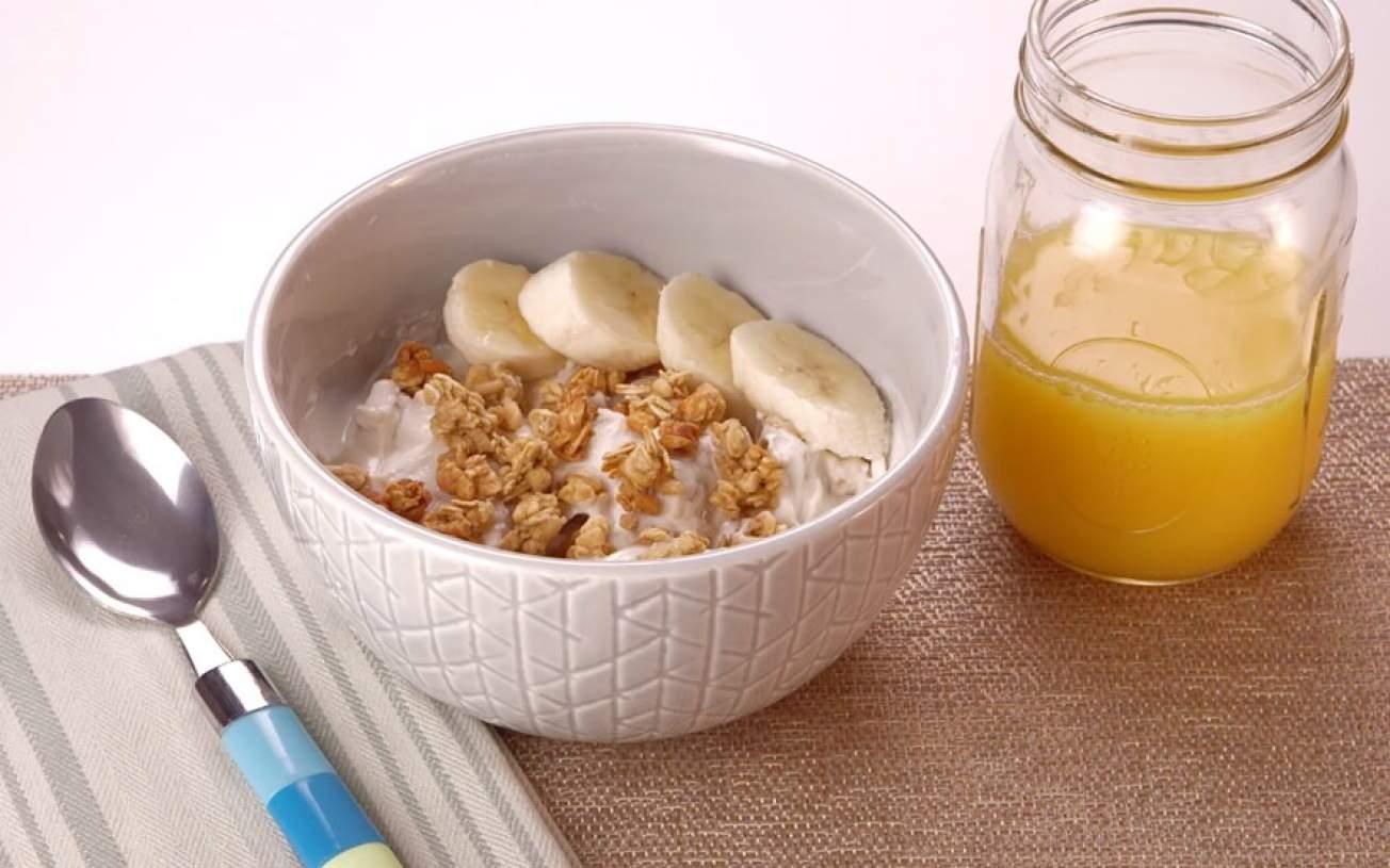 Peanut Butter Protein Yogurt