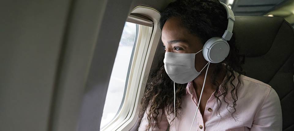 During COVID-19: Here Are 5 Air Travel Health Tips