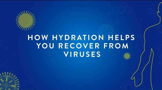 How Hydration Can Help You Recover From a Virus