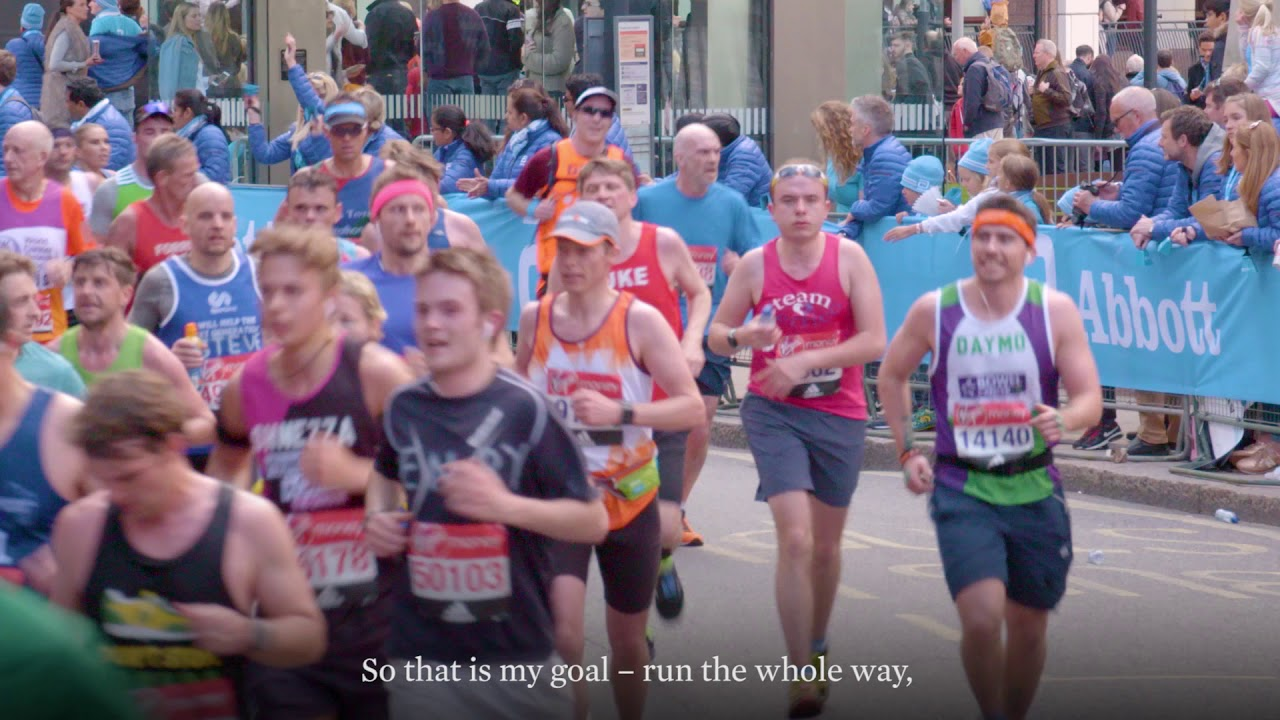 Running with Diabetes: Margot Found the Key