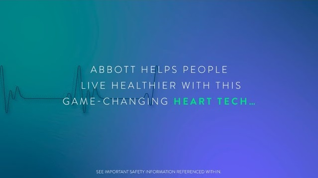 Abbott's Game-Changing Heart Tech