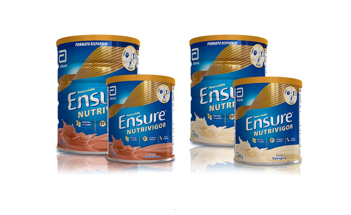 Ensure Nutrivigor Liquido