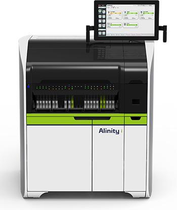 alinity iシステムとaliniq シリーズを発売
